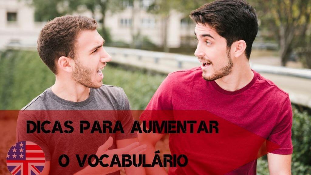 Aumente Seu Vocabulário em Inglês